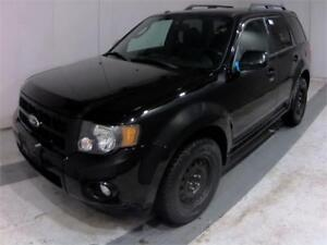 2012 Ford Escape XLT 4 CYL LEATHER sUNROOF LOADED EASY FINANCE