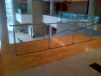 Stainless Steel Countertops, Railings, Handrails, Fences,Weldin