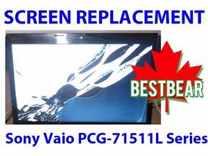 Screen Replacment for Sony Vaio PCG-71511L Series Laptop