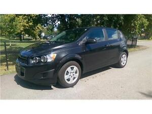 2014 CHEVROLET SONIC *ONE OWNER, FACTORY WARRANTY*