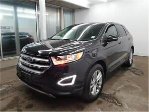 2015 FORD EDGE SEL AWD LOW KMS