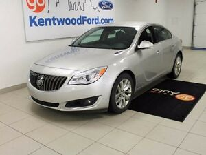 2016 Buick Regal Leather and back up camera.