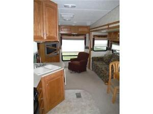 2007 Sabre 30RES Luxury 5th wheel trailer with power slideout Stratford Kitchener Area image 4