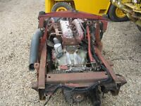 Iveco 75E15 Engine/Gearbox - Manual Gear Box, Manual Fuel Pump, Good Runner