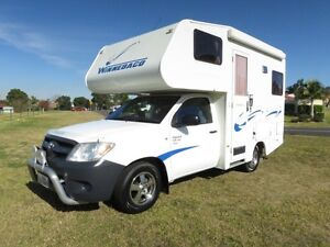 Winnebago Huntsman – ONLY 16,500KMS!! – V6 ENGINE Glendenning Blacktown Area Preview