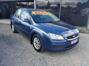 2005 Ford Focus LS LX Blue 4 Speed Automatic Sedan Officer Cardinia Area Preview
