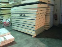 Insulation Boards Seconds 1.2 x 2.4 x 160ml foil both sides @ £45.00 each