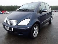 Mercedes a170 cdi breaking for parts