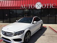 REDUCED DOWNPAYMENT!!! 2015 Mercedes-Benz C300 for $370.97/month