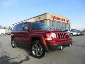 2015 Jeep Patriot HIGH ALTITUDE, LEATHER, ROOF, 33K!