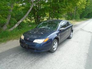 2007 Saturn Ion - Certified