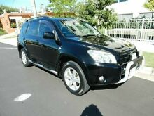 2007 Toyota RAV4 ACA33R Cruiser Black 5 Speed Manual Wagon Redcliffe Redcliffe Area Preview