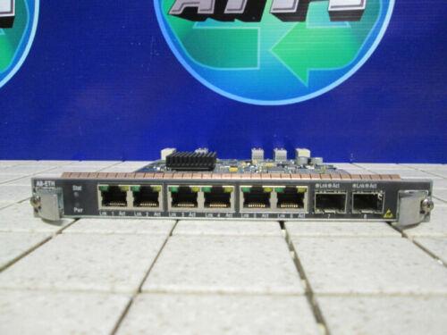 Alcatel Lucent A8-eth Ipu3achjaa Card