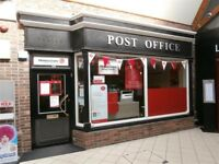 SUPERBLY APPOINTED POST OFFICE BUSINESS REF 142717