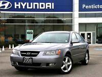 2008 Hyundai Sonata GLS 4dr Sedan