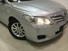 2010 Toyota Camry ACV40R MY10 Altise Silver 5 Speed Automatic Sedan Edgewater Joondalup Area Preview