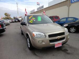 2005 Chevrolet Uplander Value