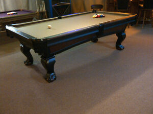 Imperial International 8' Pool Table St. John's Newfoundland image 3
