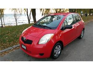2006 TOYOTA YARIS LE WITH POWER LOCKS & AIR CONDITIONING