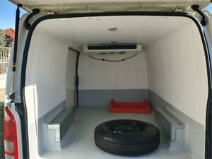 2016 Toyota HiAce KDH201R White Manual Refrigerated Van Lidcombe Auburn Area Preview