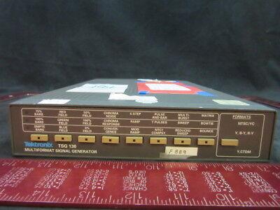 Tektronix Tsg-130 Multiformat Signal Generator