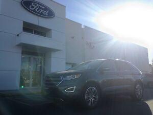 2016 Ford Edge Titanium AWD with Leather, Navigation, Heated Sea