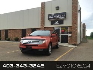 2007 Ford Edge SEL=PANORAMIC SUNROOF=AWD=NAV=REMOTE=NEW WINTER T