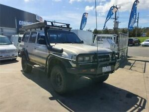 1992 Toyota Landcruiser GXL (4x4) Champagne 4 Speed Automatic 4x4 Wagon Lilydale Yarra Ranges Preview