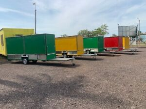 New Food Trailers for Sale Holtze Litchfield Area Preview