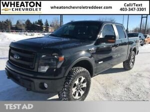 2014 Ford F-150 FX4  | FX4 | Leather | Level Kit |