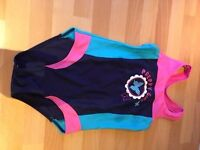 Girls swimsuits, age 4-5 & 5-6 & swim shoes, UV suit