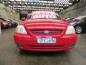 2002 Kia Rio 4 Speed Automatic Hatchback Mordialloc Kingston Area Preview