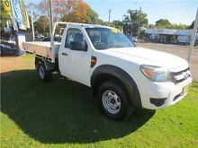 2011 Ford Ranger PK XL Hi-Rider White 5 Speed Manual Cab Chassis Heatherbrae Port Stephens Area Preview