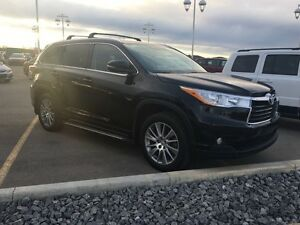 2014 Toyota Highlander XLE 4dr All-wheel Drive