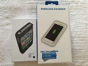 Wireless charger for iPhone 4/4s Windsor Region Ontario image 1