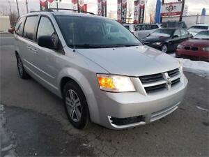 2010 Dodge Grand Caravan SE, 7 PLACE, MAGS, A/C, CRUISE, 3.3L