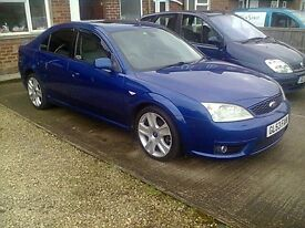 Ford Mondeo ST220 53'Plate