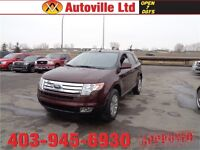 2010 Ford Edge SEL AWD LEATHER EVERYONE APPROVED