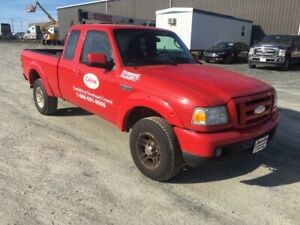 2007 FORD RANGER 2WD AUTO