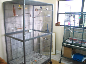 Good condition  bird cage for sale