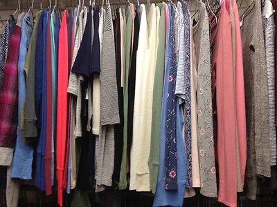30 Pc NEW Mixed Women's Wholesale Clothing Lot RESALE  Gap Banana Naqui NWOT