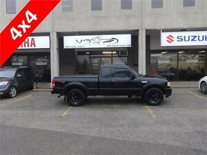 2008 Ford Ranger Super Cab