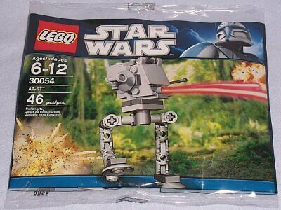 LEGO Star Wars Mini Set 30054 Imperial AT-ST (Walker), NEW & SEALED 2011 Retired