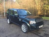 2011 60 LAND ROVER DISCOVERY 3.0 4 TDV6 HSE 5D AUTO 245 BHP DIESEL