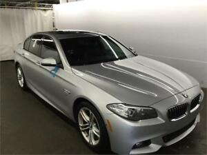 2014 BMW 528I XDrive **M Package** NAVIGATION TRÈS PROPRE $79 SE