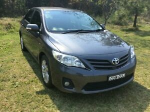 Toyota Corolla Ascent SPORT 2011 Manual - Located at Macksville on the NSW Mid-North Coast