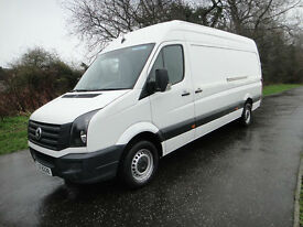 Volkswagen Crafter 2.0TDi (163PS) CR35 MWB
