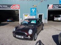 MINI HATCH ONE 1.6 ONE 3d AUTO 89 BHP automatic (red) 2002