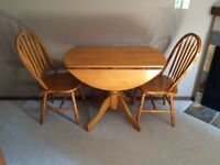 ***TABLE & 2 CHAIRS***
