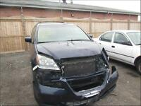 HONDA ODYSSEY 2005/2010 FOR PARTS PARTS ONLY